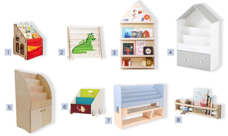 Libreria Montessori: un arredo per i più piccoli, con finalità pedagogiche