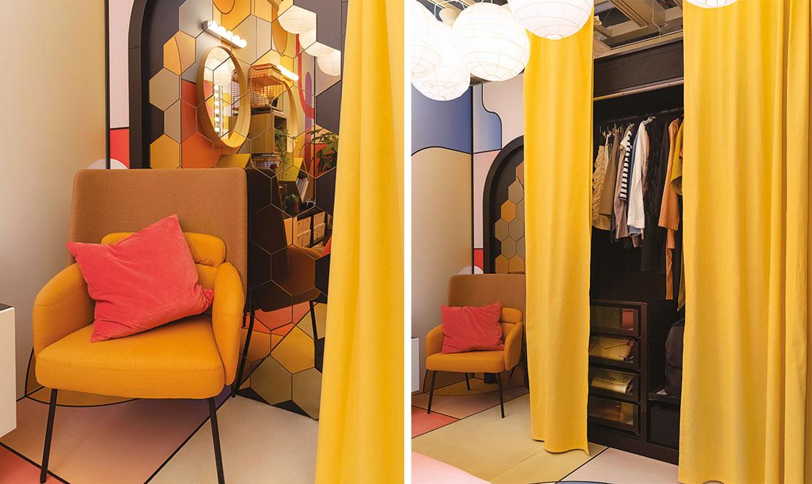 Allestimento Elena Salmistraro per Ikea