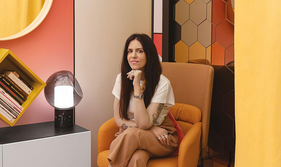 Elena Salmistraro designer