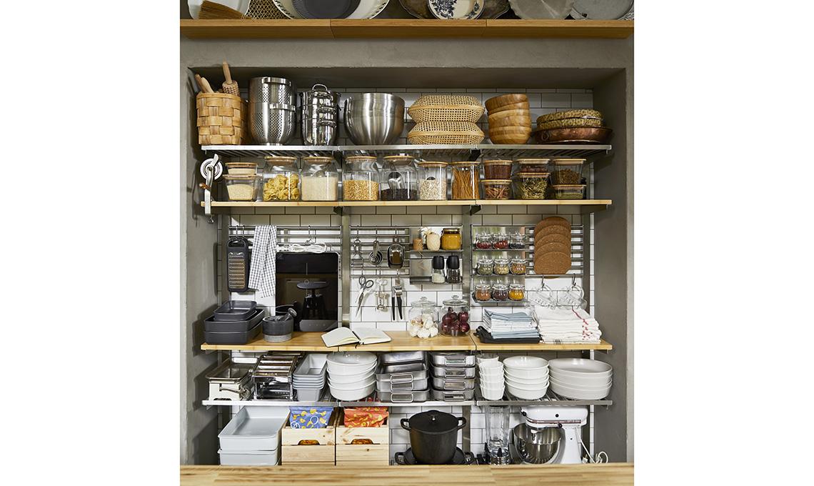 ripiani cucina