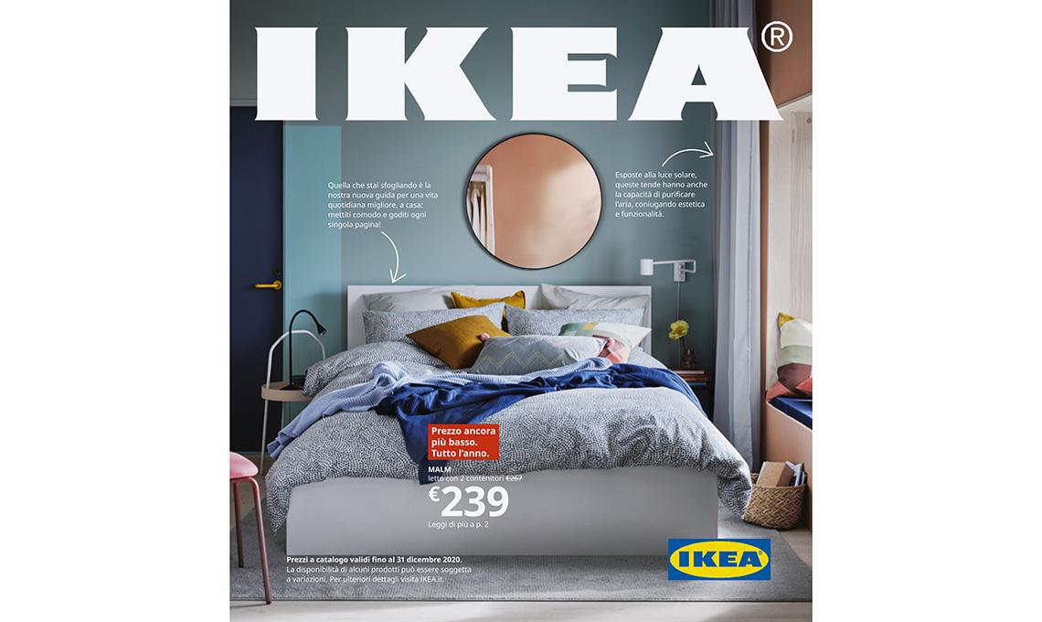 copertina catalogo ikea 2021