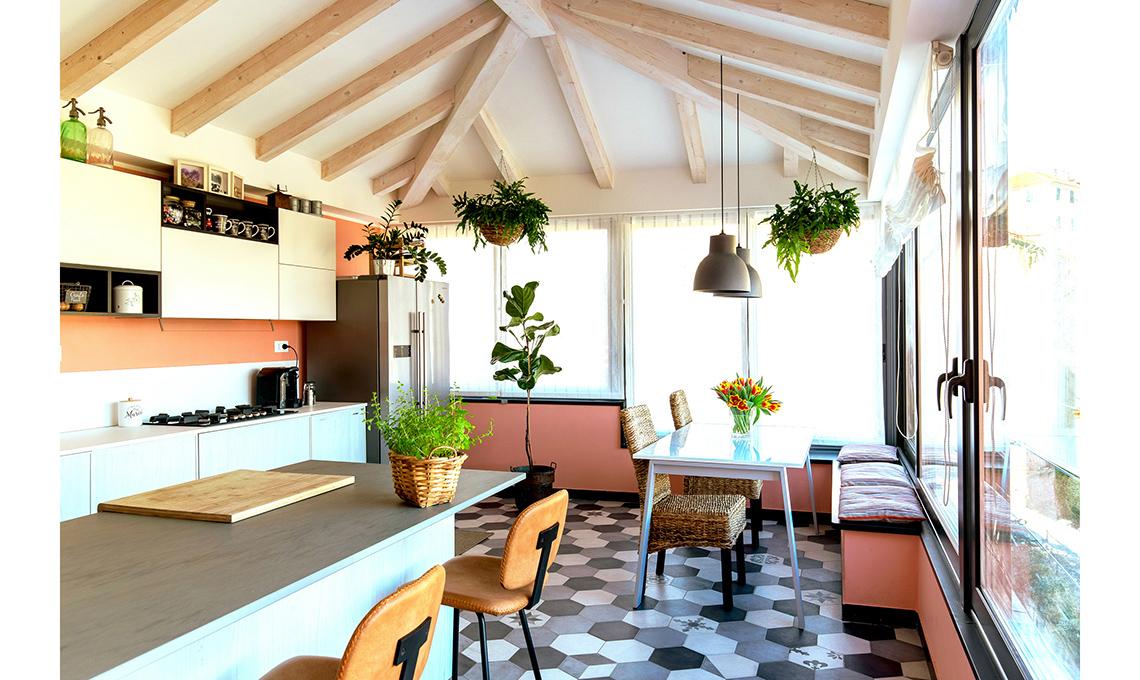 Chiudere Il Terrazzo Per Portare La Cucina In Veranda Casafacile