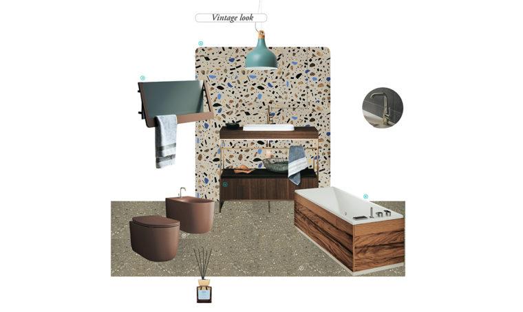 Il tuo nuovo bagno in 3 stili di tendenza