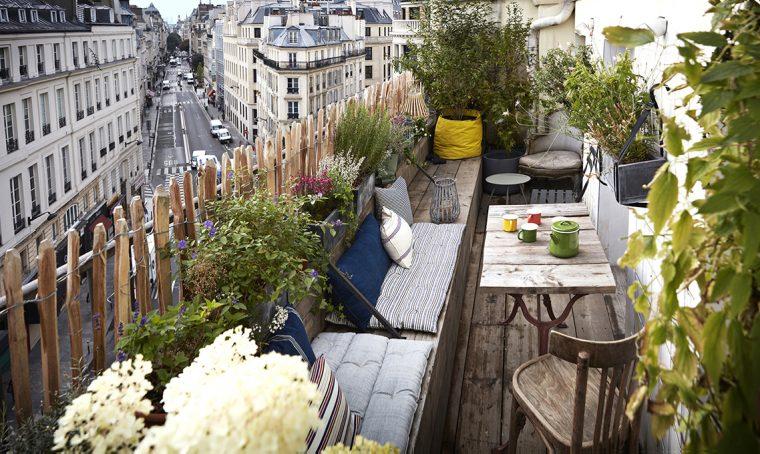 Mini terrazzo da vivere tutta l'estate