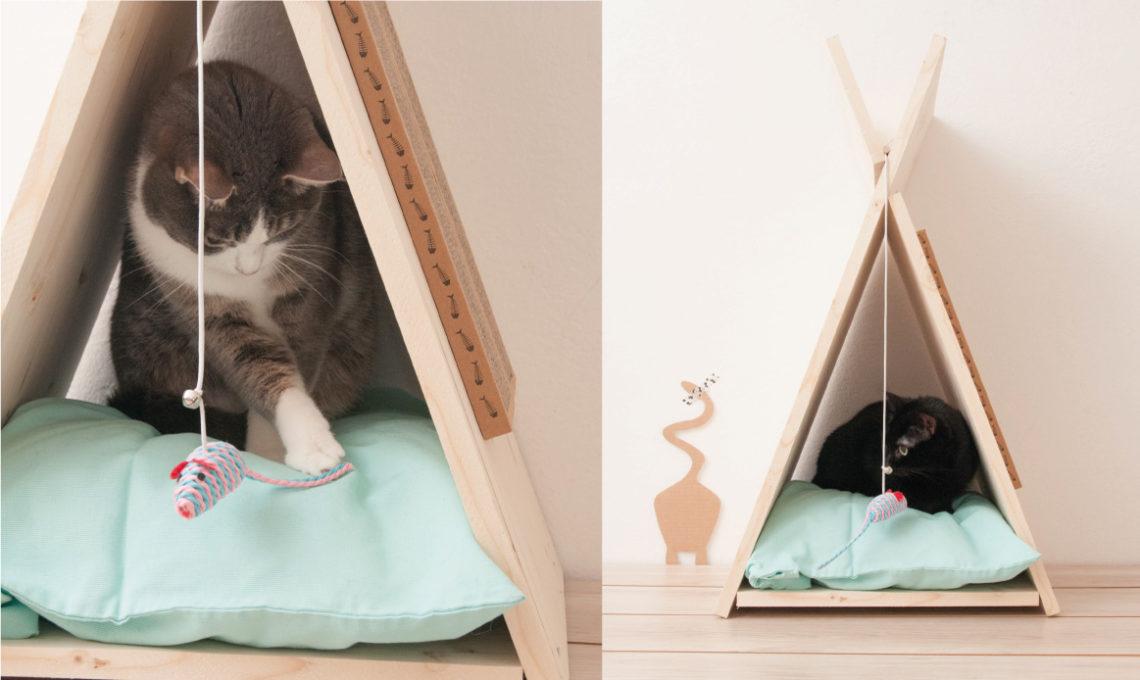cuccia per gatti