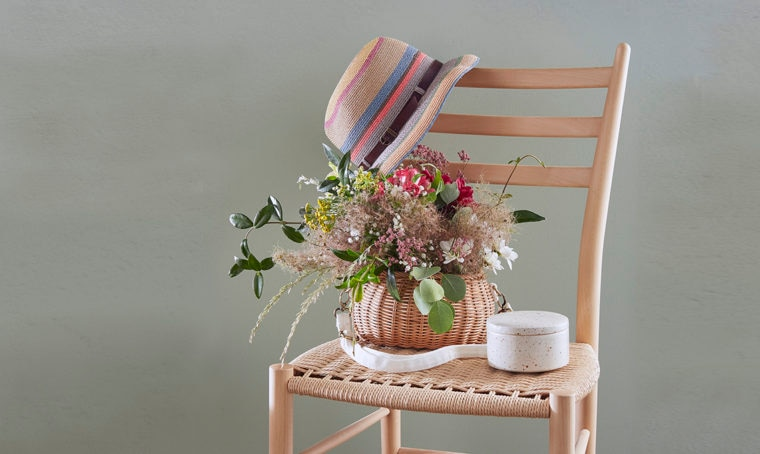 Idee décor da realizzare con i fiori