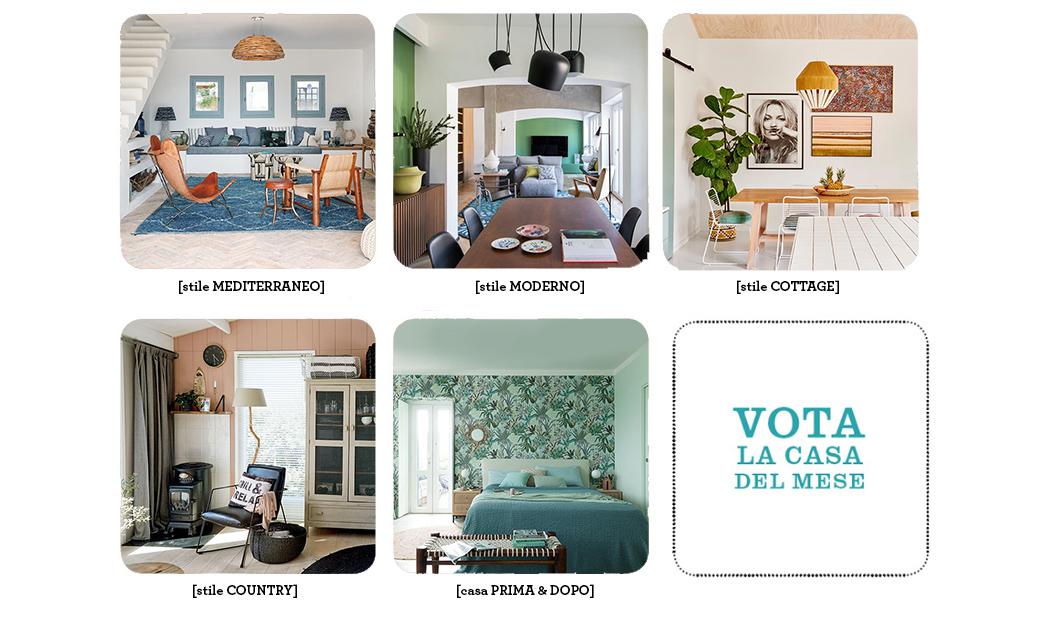 Vota la casa del mese - agosto 2020 - CasaFacile