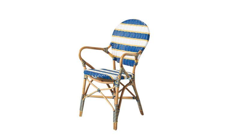 Scegli le sedie da bistrot per la zona pranzo