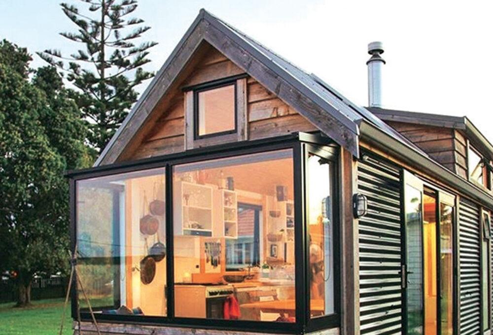 Instagram: l'ultima tendenza sono le mini case