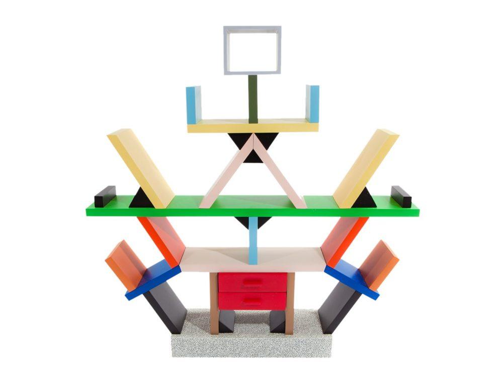 Carlton: la libreria-divisorio che rivoluzionò il mondo del design