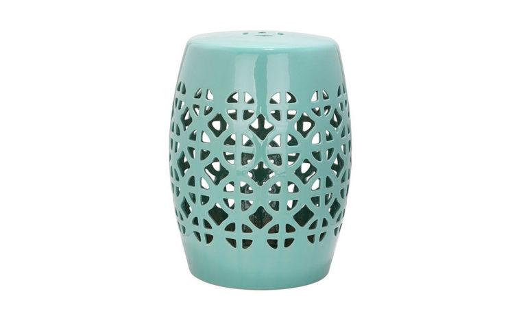 Complementi d'arredo passepartout: gli sgabelli in ceramica