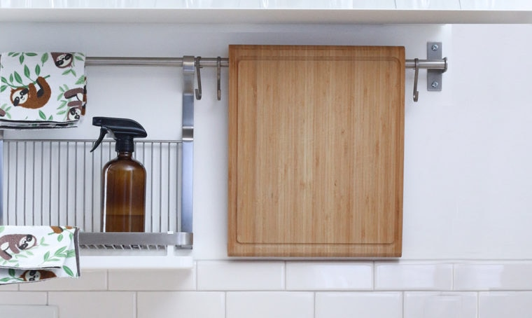Massima igiene in bagno e in cucina