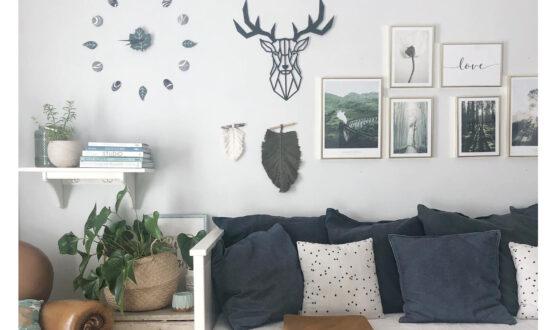 Una casa dove la natura è protagonista
