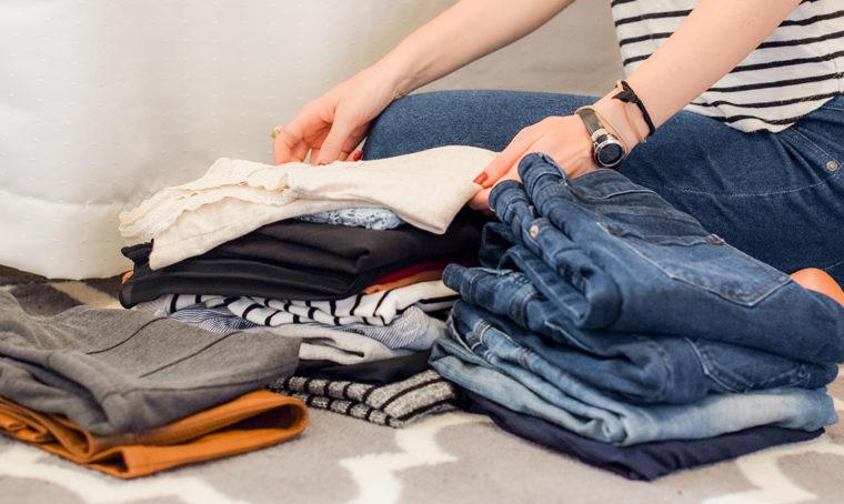 Cambio di stagione: come organizzare l'armadio