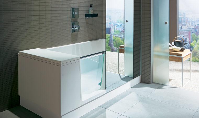 Nuovo look al bagno: scegliere la vasca