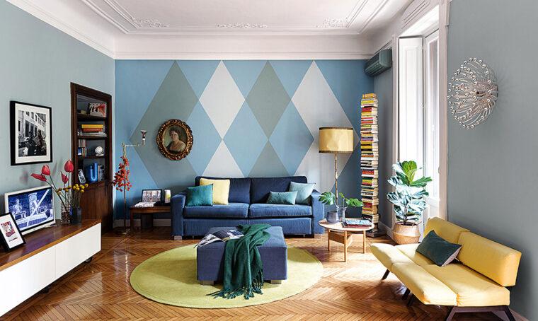 Come arredare il tuo soggiorno in stile New Classic