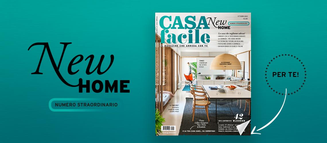 Leggi gratis il numero straordinario di CasaFacile!