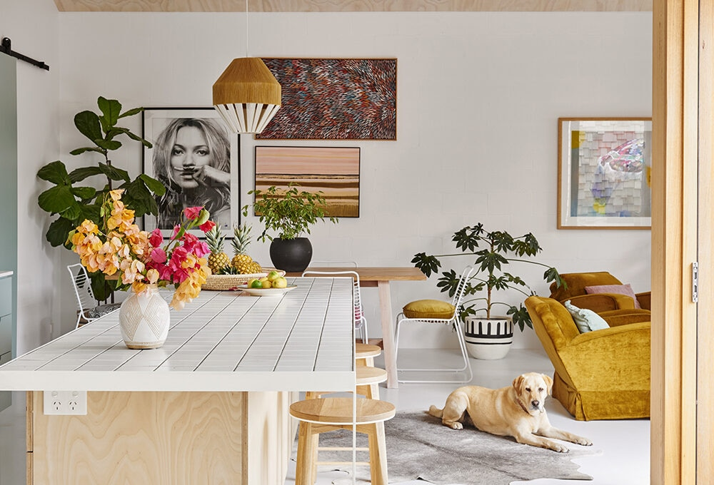Arredare il soggiorno in stile cottage