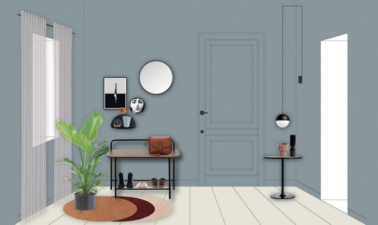 Scarpe in ingresso: le soluzioni per salvare ordine ed estetica