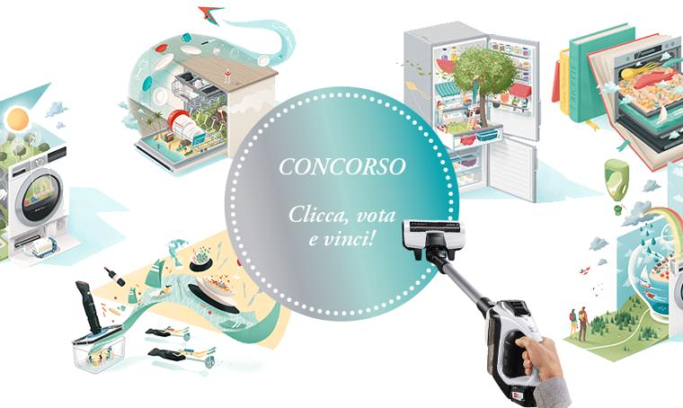 Vota e vinci con il concorso CasaFacile Bosch 2020