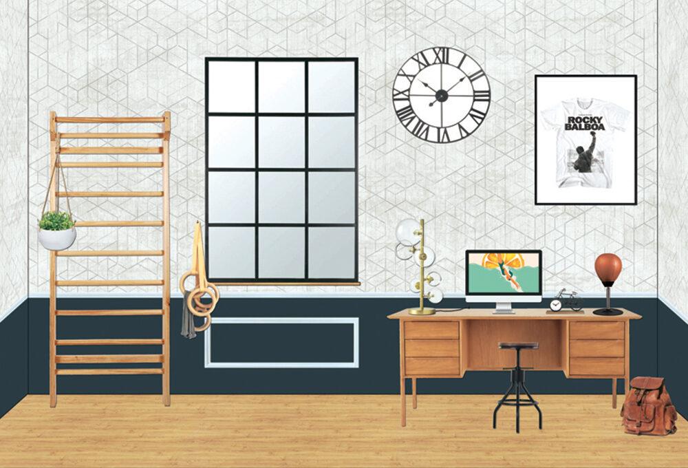 Come organizzare un angolo palestra in casa