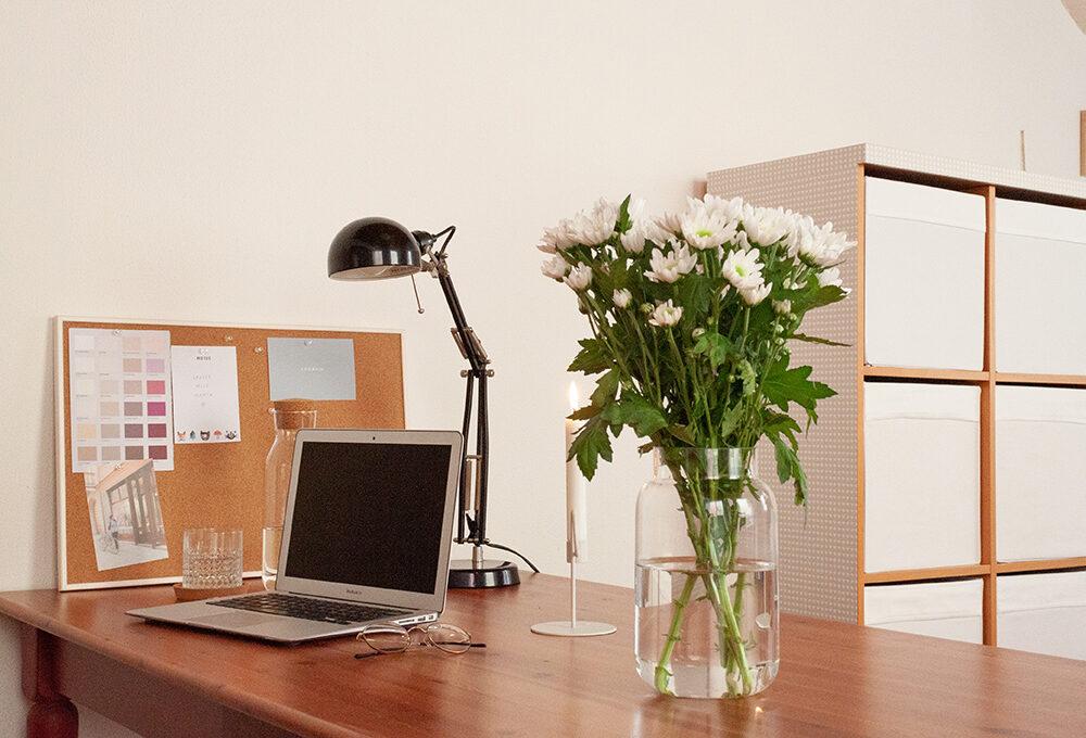 Uno studio per due: come ricavare lo spazio in una mini casa