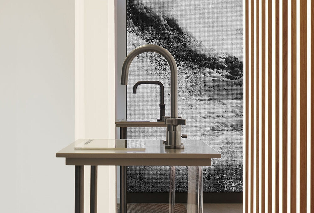 Miscelatori dal design iconico per creare il proprio stile in bagno