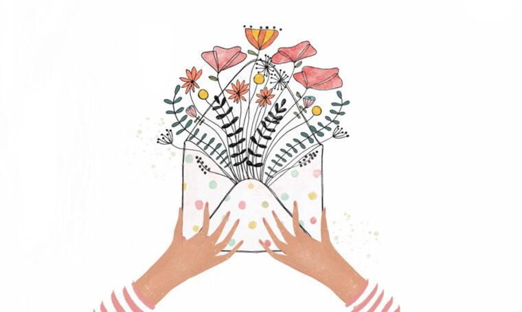 Il calendario delle piccole cose:  diffondere la bellezza con le illustrazioni