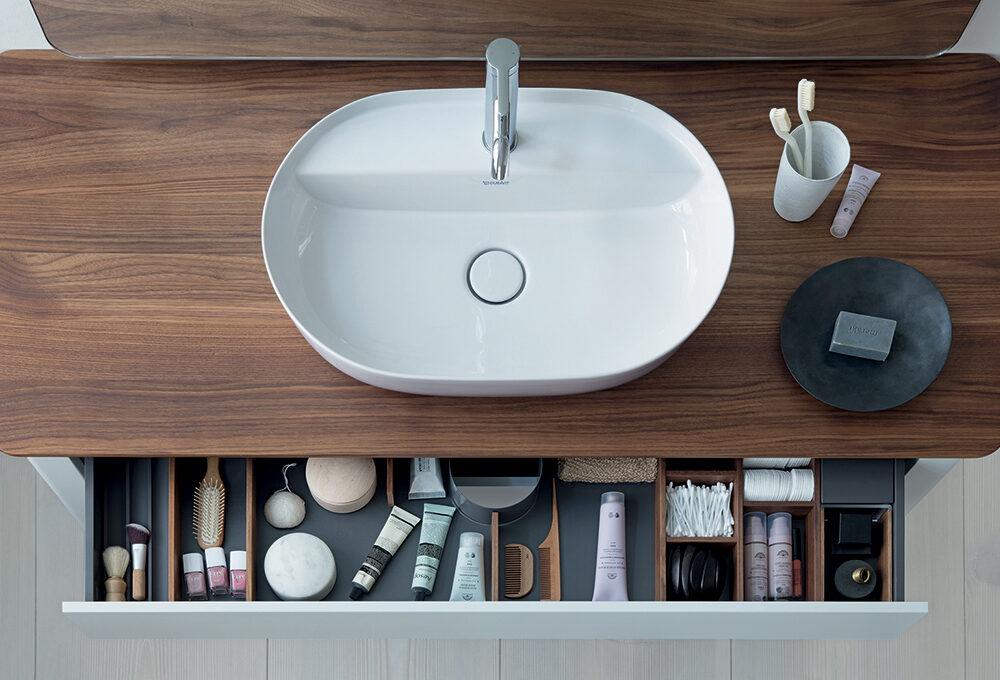 Nuovo look al bagno: quale lavabo scegliere in base a spazio ed esigenze