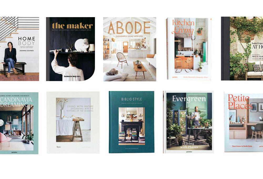 Le novità editoriali in inglese per ripensare la tua casa