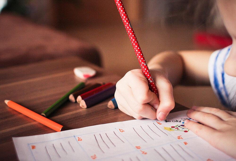 Il planning giornaliero per i piccoli