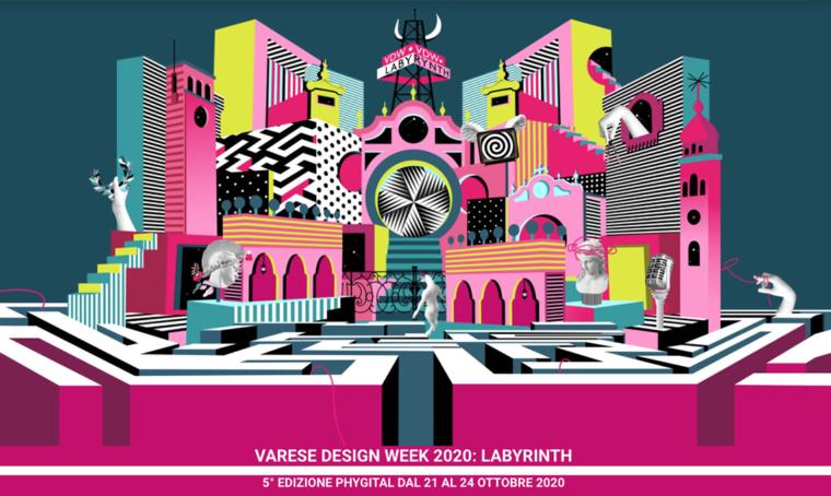 Torna la Varese design week con la 5°edizione dedicata a Franco Maria Ricci