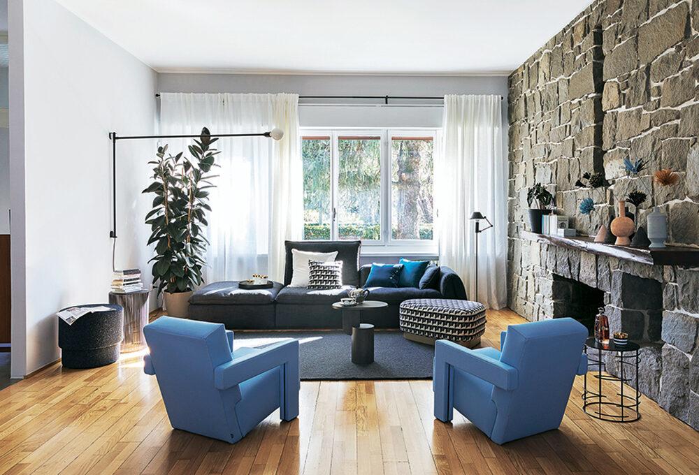 Casa olivettiana di Ivrea: vivere in una villa modernista