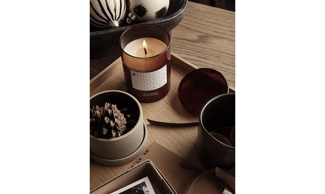 candela dell'avvento