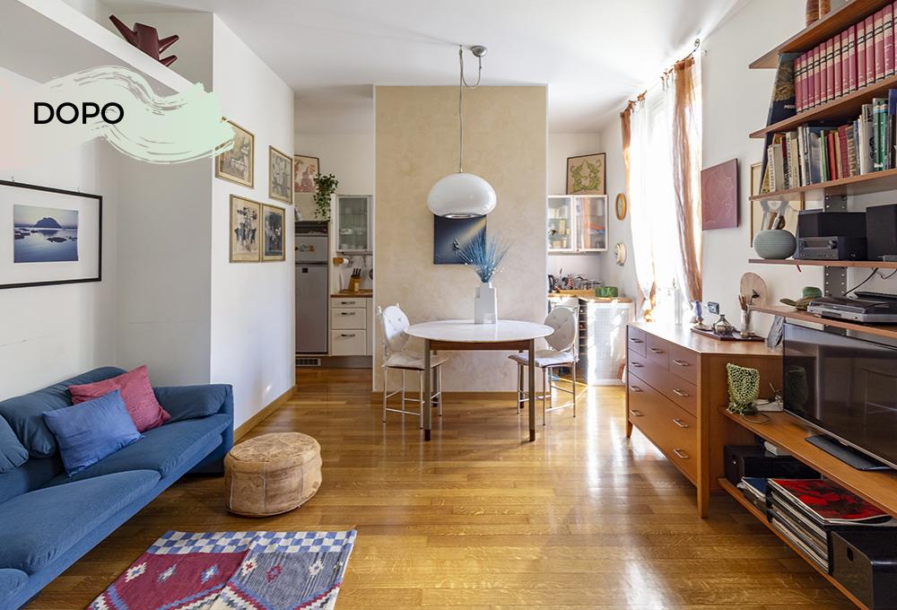 Come fotografare il soggiorno