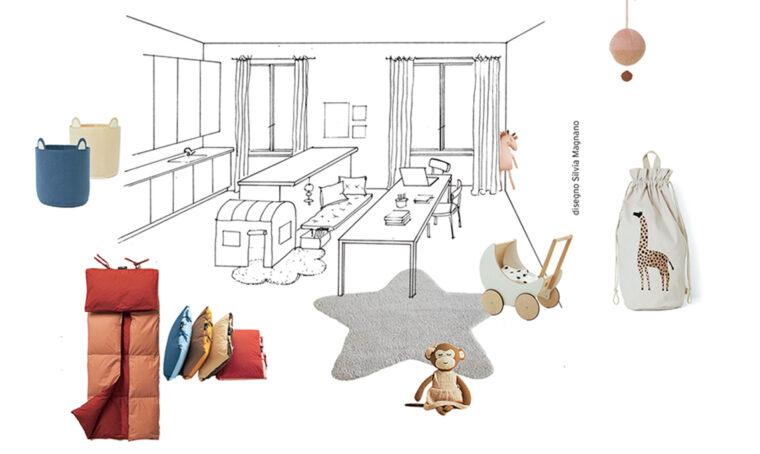 Come creare spazi multitasking in casa
