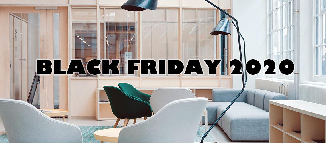 Black Friday 2020: scopri le promozioni dedicate alla casa