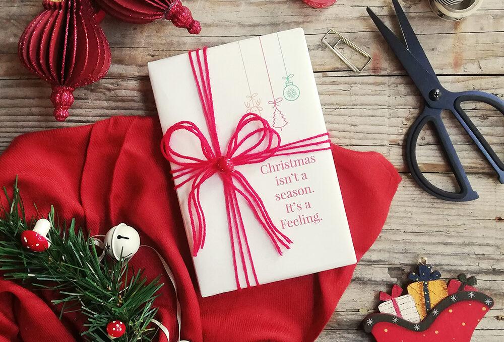 Tre pacchetti di Natale per portare creatività sotto l'albero