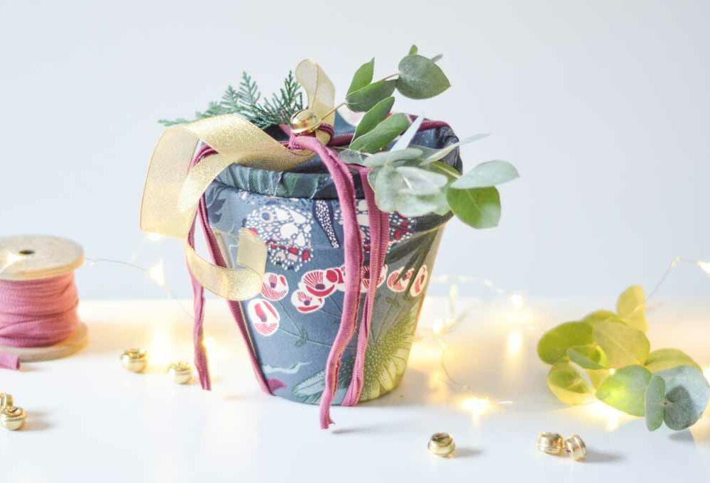 Natale: vaso a sorpresa