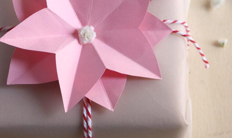 Paper art: idee originali per i pacchetti di Natale