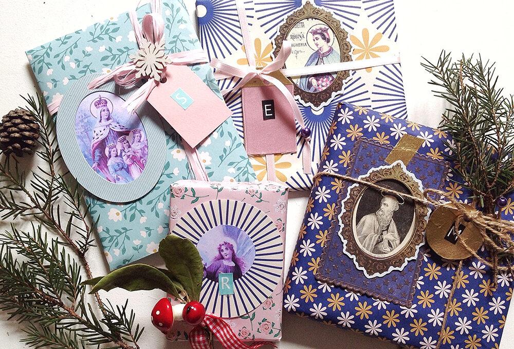 Natale: crea pacchetti regalo personalizzati e originali