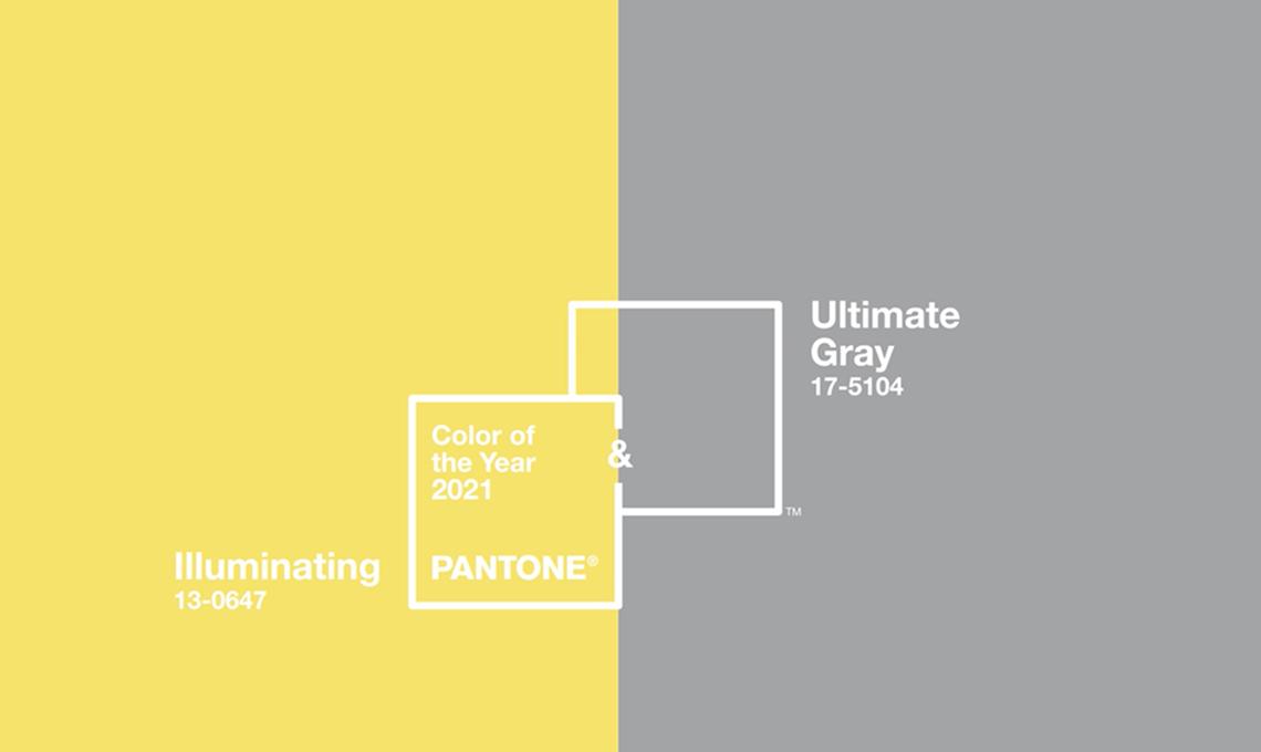 colore dell'anno 2021 pantone