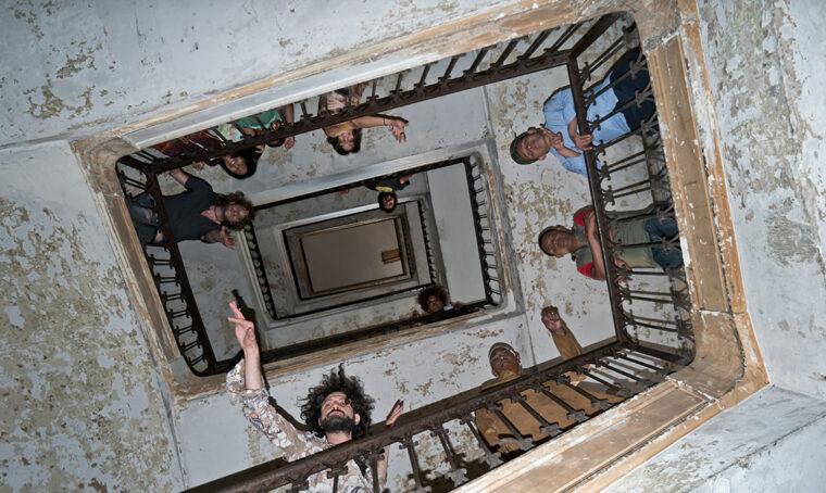 A Torino un condominio diventa un vero e proprio museo