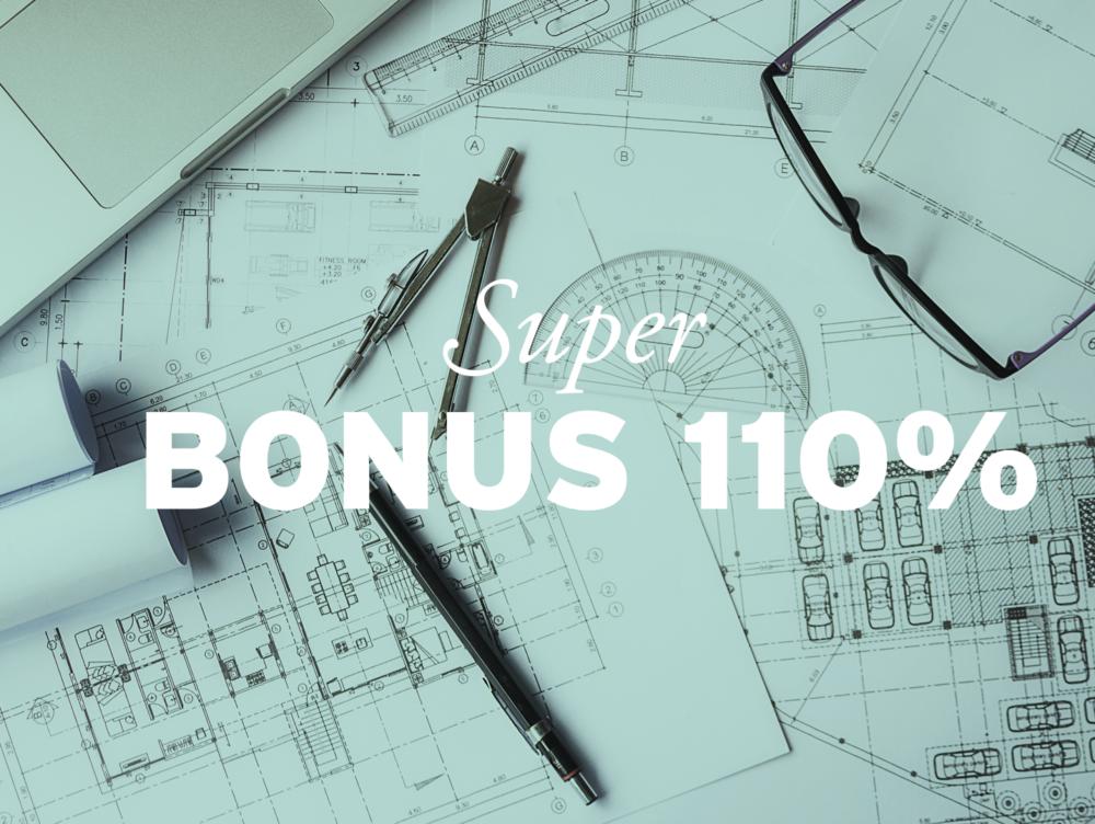 Speciale Super Bonus 110%: tutto quello che devi sapere