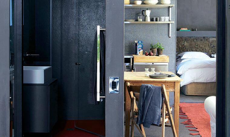 Arreda una mini casa in stile moderno