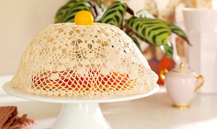 Come realizzare la cupola crochet