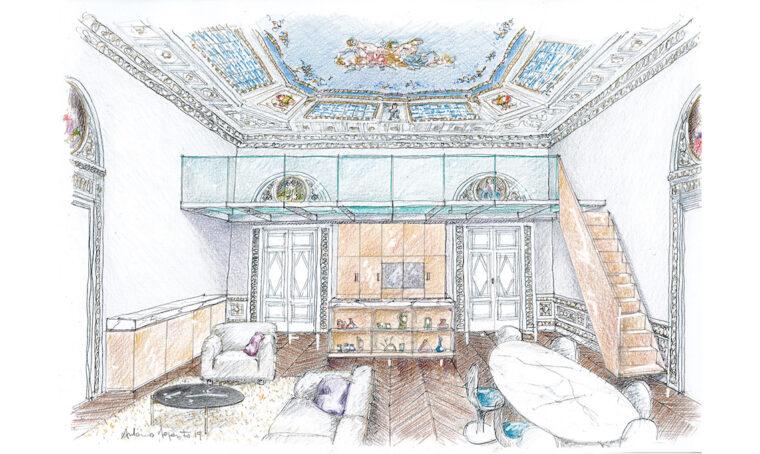 Rinascimento e contemporaneità: il restauro di Palazzo Stefanelli