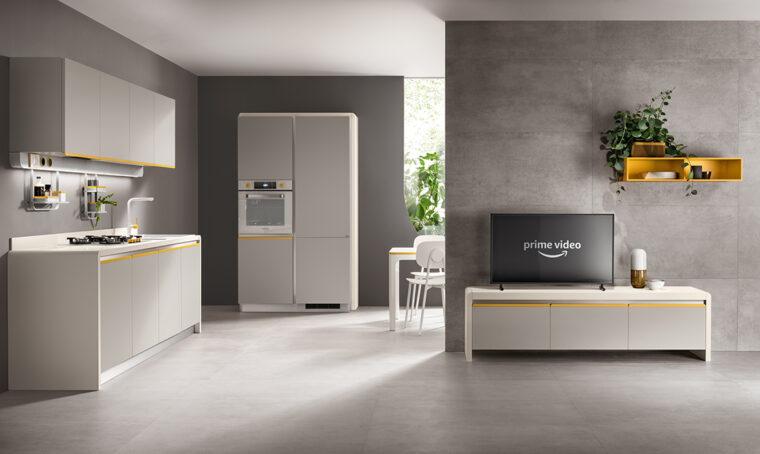 Smart e connessa: il futuro è arrivato in cucina