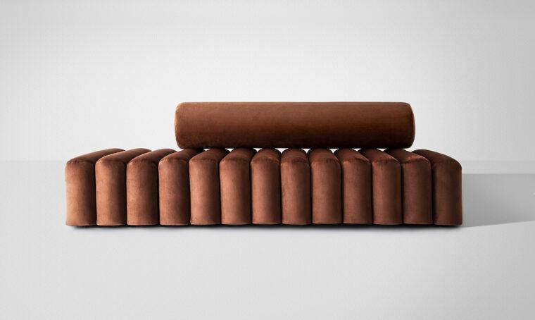 Arredi e complementi dalle forme tubolari