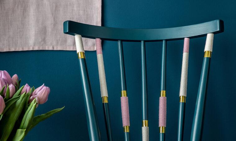 Come realizzare la sedia déco